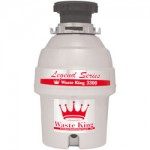 Waste King image and best garbage disposal reviews