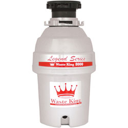 Waste King L-8000 Legend Series 1.0 HP Continuous Feed Waste Garbage Disposal Unit Review